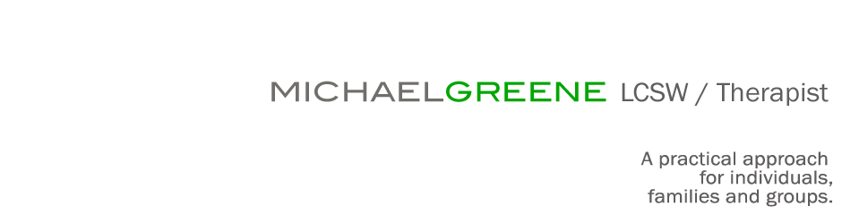 Michael Greene, LCSW / Therapist
